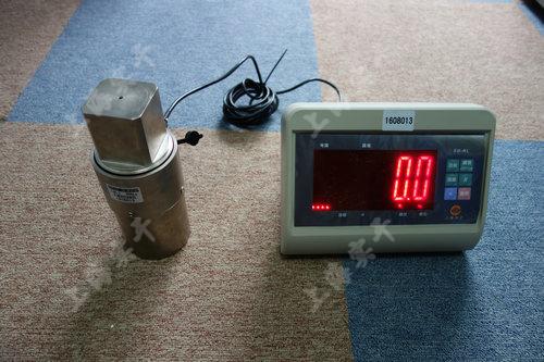 圆柱形数显压测力仪