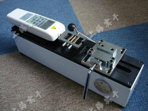 端子拉拔力测试机-线束端子拉拔力测试机