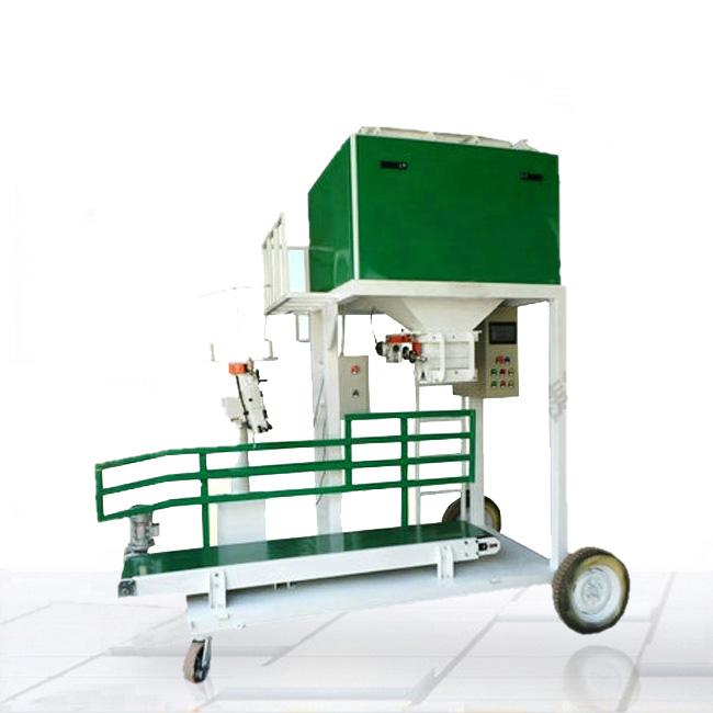 秸秆燃料颗粒包装机