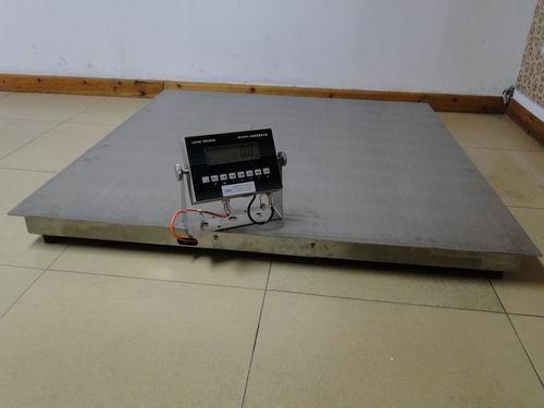 1吨不锈钢地磅