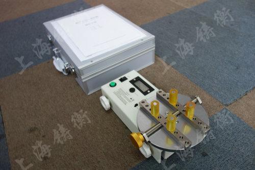 塑料桶盖扭力测试仪图片