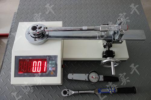 手摇式数显扭力扳手检定仪