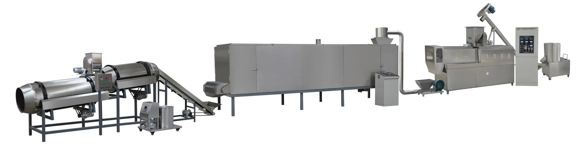 SP65-III鱼饲料膨化机