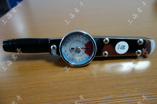 力矩扳手检定器可检测表盘式扭矩扳手图片