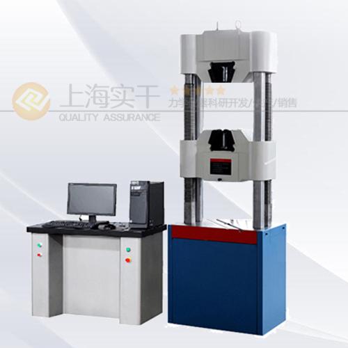 四立柱液压试验机图片