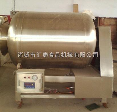 GR-800-1000节能型全自动滚揉机-呼吸式滚揉机-酱菜