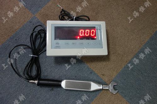 螺栓紧固检测及控制的开关量数显扭力扳手