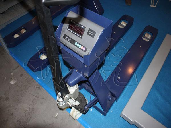 上虞3吨叉车电子称,液压叉车秤