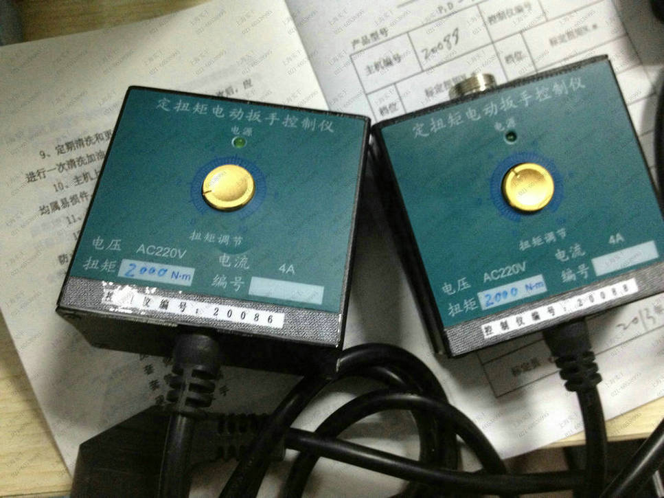 1000N.m電動扳手圖片