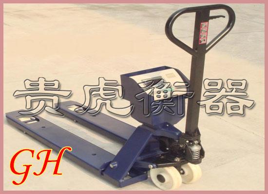 带电子秤叉车,上海1吨叉车秤