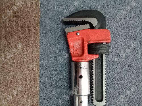 小扭矩扭矩扳手    可换管钳头