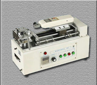 500N电动卧式测试台图片