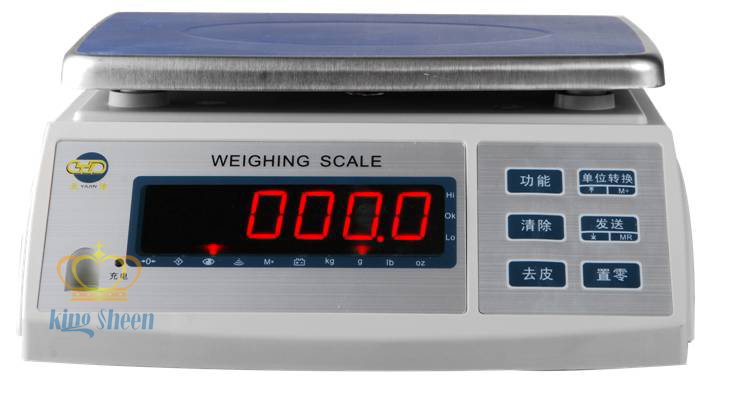 3kg电子计重秤
