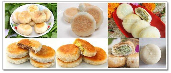旭众酥饼机产品样图