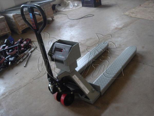 1吨电子叉车秤【一吨叉车秤】厂家