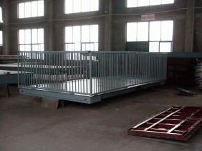 养猪厂用称猪地磅,2吨电子地磅