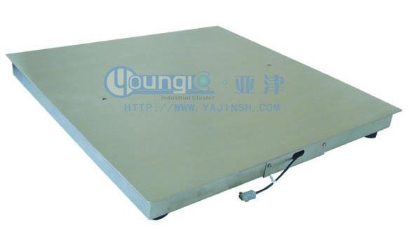 上海5吨电子地磅厂