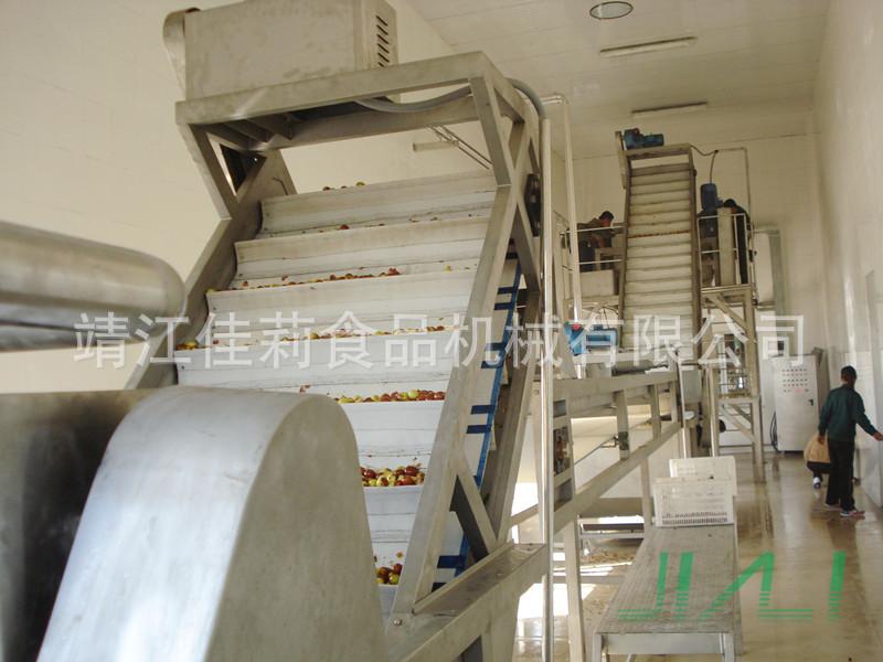 红枣汁前处理生产线设备