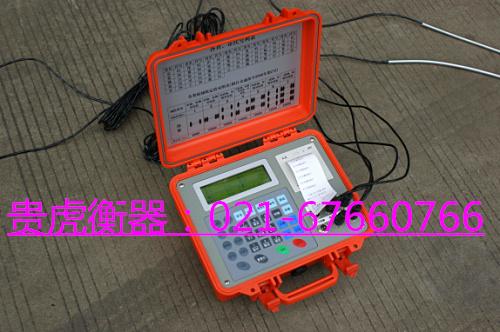 80T便携式电子轴重秤